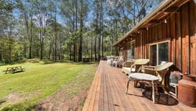 Rural / Farming commercial property for sale at 524 Finchley Trk Laguna NSW 2325