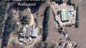 Rural / Farming commercial property for sale at 1834 SAPPHIRE COAST DRIVE Wallagoot NSW 2550