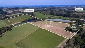 Rural / Farming commercial property for sale at 1369 Mornington Flinders Road Main Ridge VIC 3928