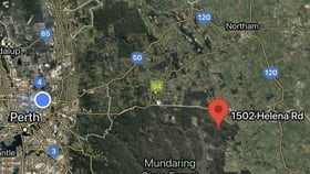 Rural / Farming commercial property for sale at 1502 Helena Rd Mount Observation WA 6302
