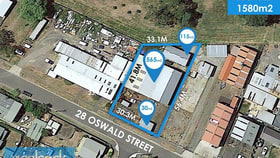 Factory, Warehouse & Industrial commercial property sold at 28 Oswald St Invermay TAS 7248