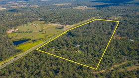 Rural / Farming commercial property for sale at 1629-1721 Warrego Highway Ironbark QLD 4306