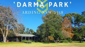 """Rural / Farming commercial property for sale at """"Darma Park"""", 49 Jacksons Road, Arding Armidale NSW 2350"""
