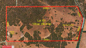 Rural / Farming commercial property for sale at Lot 101 Copley - Dale Road Gidgegannup WA 6083