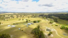 """Rural / Farming commercial property for sale at """"Glen Leigh"""", 55 Allinghams Road Uralla NSW 2358"""