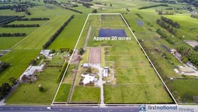 Rural / Farming commercial property for sale at 990 Koo Wee Rup-Longwarry Road Catani VIC 3981