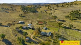 """Rural / Farming commercial property for sale at """"Binomea West"""" 2319 Lower Piambong Road Piambong NSW 2850"""