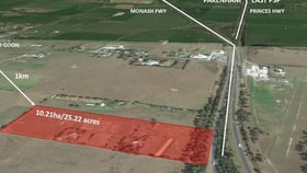 Rural / Farming commercial property for sale at 2020 Princes Highway Nar Nar Goon VIC 3812