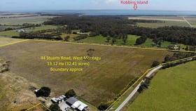 Rural / Farming commercial property for sale at 44 Stuarts Road West Montagu TAS 7330
