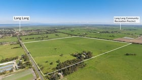 Rural / Farming commercial property for sale at 325 Westernport Road Lang Lang VIC 3984