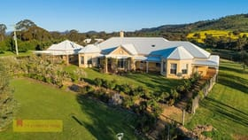 Rural / Farming commercial property for sale at 25 & 190 Mossy Rock Lane Mudgee NSW 2850