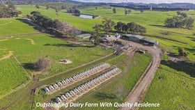 Rural / Farming commercial property for sale at 121 Morwell - Thorpdale Road Driffield VIC 3840
