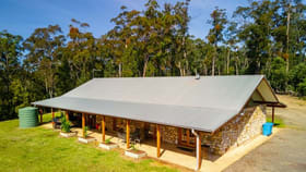 Rural / Farming commercial property for sale at 182 Lyrebird Ridge Road Coolagolite NSW 2550