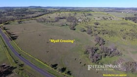 Rural / Farming commercial property for sale at 0 Pechey - Maclagan Road, Quinalow Dalby QLD 4405