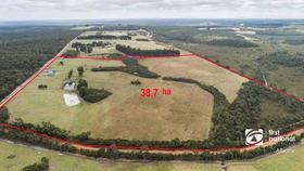 Rural / Farming commercial property for sale at 821 Hunwick Road Redmond West WA 6327
