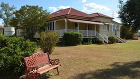 Rural / Farming commercial property for sale at 117 GREENMOUNT-NOBBY ROAD Greenmount QLD 4359