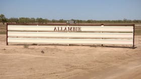 """Rural / Farming commercial property for sale at """"Alambie"""" Janbeth Road Bourke NSW 2840"""