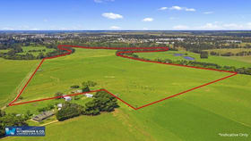 Rural / Farming commercial property for sale at 350 Dockerty's Lane Wy Yung VIC 3875