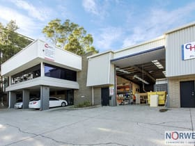 Factory, Warehouse & Industrial commercial property for lease at 6/4 Gladstone Road Castle Hill NSW 2154