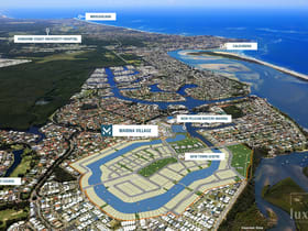 Offices commercial property for lease at Marina Village, 1&2 The Basin Pelican Waters QLD 4551