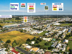 Shop & Retail commercial property for lease at 179-203 Boat Harbour Drive Pialba QLD 4655