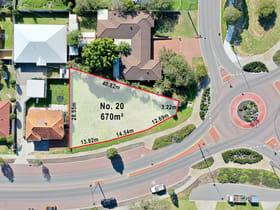 Development / Land commercial property for sale at 20 Scott Street Mandurah WA 6210
