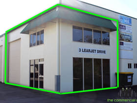 Factory, Warehouse & Industrial commercial property leased at 1/3 Lear Jet Dr Caboolture QLD 4510