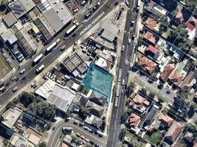 Development / Land commercial property for lease at 11-13 West Botany Street Arncliffe NSW 2205