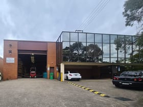 Factory, Warehouse & Industrial commercial property for lease at 14 Prince William Drive Seven Hills NSW 2147