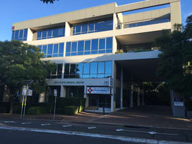 Medical / Consulting commercial property for lease at 22-28 Edgeworth David Avenue Hornsby NSW 2077