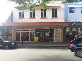 Serviced Offices commercial property for lease at 75 First floor East Street Rockhampton City QLD 4700