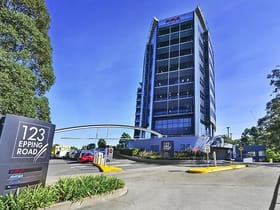 Offices commercial property for lease at 123 Epping Road Macquarie Park NSW 2113