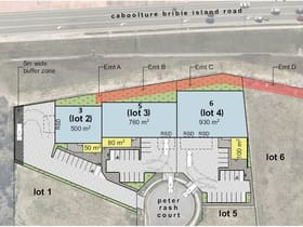 Development / Land commercial property for lease at Lot 2 (3) Peter Rash Court Caboolture QLD 4510