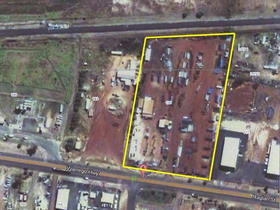 Industrial / Warehouse commercial property for lease at 123 Raglan Street Roma QLD 4455