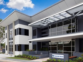 Offices commercial property for lease at Building 5/22 Magnolia Drive Brookwater QLD 4300