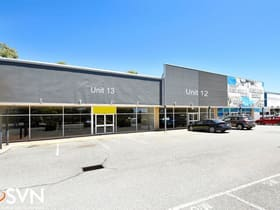 Showrooms / Bulky Goods commercial property for lease at Shop 12 & 13/401 Great Eastern Highway Midland WA 6056