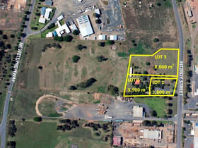 Development / Land commercial property for lease at 1, 2 & 3/63 Fitzroy Street Dubbo NSW 2830