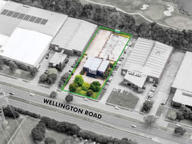 Industrial / Warehouse commercial property for sale at 887 Wellington Road Rowville VIC 3178
