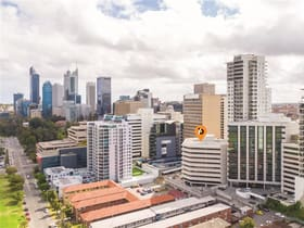 Offices commercial property leased at Part Lvl 5/239 - 247 Adelaide Terrace East Perth WA 6004
