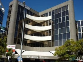 Offices commercial property leased at 8/67 Astor Terrace Spring Hill QLD 4000