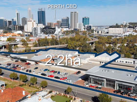 Showrooms / Bulky Goods commercial property for lease at 505 Newcastle Street West Perth WA 6005