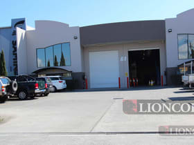 Factory, Warehouse & Industrial commercial property for lease at 2/61-63 Nealdon Drive Meadowbrook QLD 4131