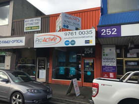 Shop & Retail commercial property for lease at 254 Dorset Road Boronia VIC 3155