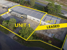 Factory, Warehouse & Industrial commercial property for lease at 1/14 Green Glen Rd Gold Coast QLD 4211