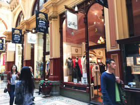 Retail commercial property for lease at 282-284 Collins Street Melbourne VIC 3000