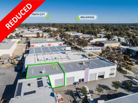 Industrial / Warehouse commercial property for lease at UNIT 6/10 Gillam Drive Kelmscott WA 6111