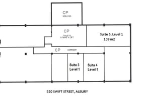 Offices commercial property for lease at 5/520 swift street Albury NSW 2640