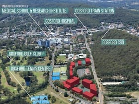Medical / Consulting commercial property for sale at North Side Medical/Cnr Faunce St & Racecourse Rd Gosford NSW 2250