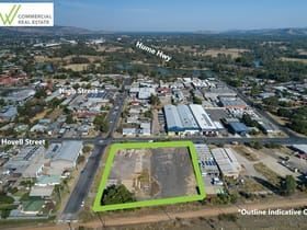 Development / Land commercial property for lease at 36-42 Hovell Street Wodonga VIC 3690