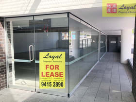 Shop & Retail commercial property for lease at Shop2/7 Rutledge Road Eastwood NSW 2122